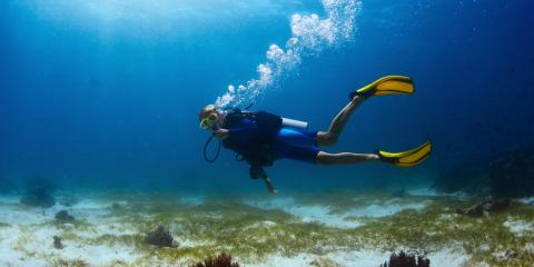 3 Ways to Overcome Scuba Diving Anxiety, Kettering, Ohio