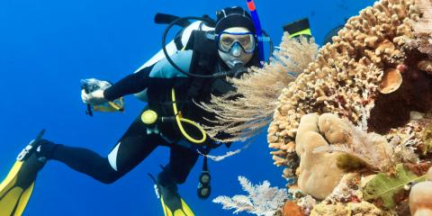 Top 5 Scuba Diving Safety Tips, Honolulu, Hawaii