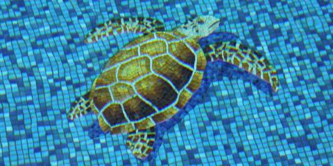 Swimming Pool Design: 3 Stunning Mosaic Options to Customize Your Pool, Kailua, Hawaii