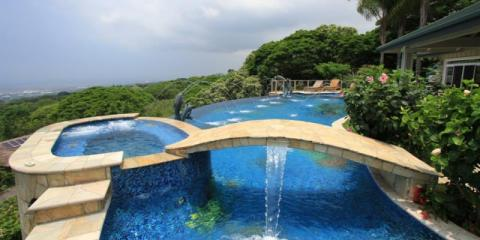 3 Amazing Water Features to Include in Your Swimming Pool Design, Simi Valley, California