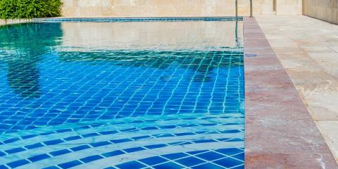 Swimming Pool Design for Easy Maintenance From Hawaii's Best Pool Builders, Simi Valley, California