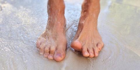 Sweep Her Off Her Feet - Reflexology Special, Sea Girt, New Jersey