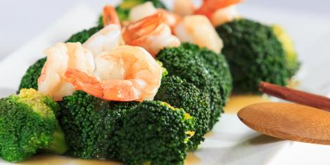 Try a Seafood Dish at Bamboo Garden II, Archdale, North Carolina