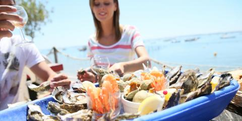 3 Healthy Reasons to Indulge in Seafood, Honolulu, Hawaii