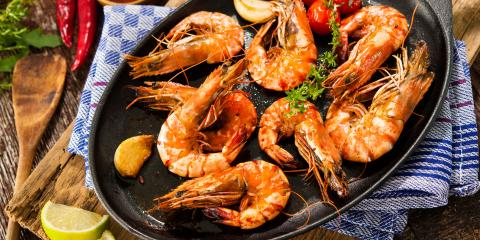 The 5 Most Popular Seafood Choices in the United States, Manhattan, New York