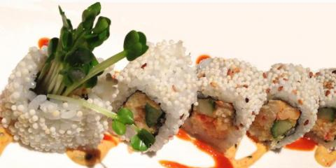 The Importance of Fresh Seafood in Sushi, Gaithersburg, Maryland