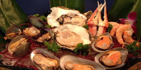 3 Healthy Reasons to Eat More Shellfish, Honolulu, Hawaii