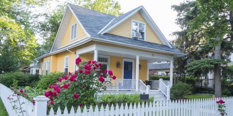 4 Common Types of Roofing, Kannapolis, North Carolina
