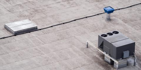 4 FAQ About Rubber Roofing, Kannapolis, North Carolina