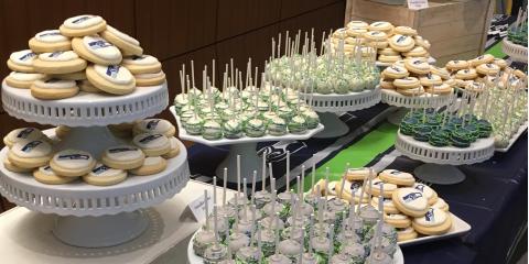 Sweeten Up Your Tailgate With Custom Desserts!, Seattle, Washington