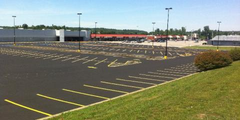 The 5 Incredible Advantages of Seal Coating a Parking Lot, Nicholasville, Kentucky