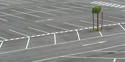 5 Ways Sealcoating Protects Your Parking Lot, Waynesboro, Virginia