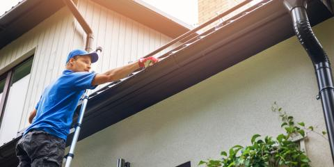 3 Top Benefits of Seamless Gutters, Cookeville, Tennessee