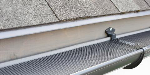 3 Ways Gutter Guards Protect Your New Gutter Installation, Montrose, Michigan