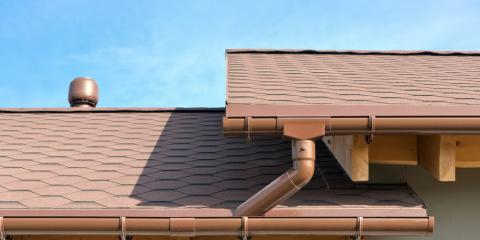 3 Reasons to Install Seamless Gutters on Your Home, Monroe, Connecticut
