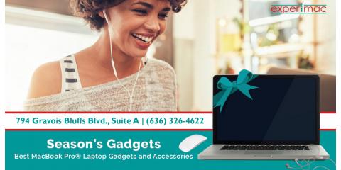 Need Holiday Gift Ideas? Visit the Computer Sales Pros at Experimac of Fenton!, Fenton, Missouri