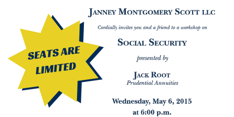 Social Security Workshop is 5 weeks away - RSVP TODAY!, Hempstead, New York