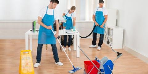 4 Reasons to Schedule a Regular Office Cleaning Service, Seattle, Washington