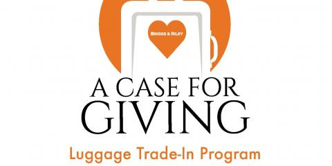 Bring Your Unused Luggage to T.W. Carrol & Co. For a NEW Briggs & Riley Rolling Bag, Seattle, Washington