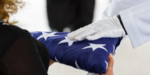 Funeral Home Shares Information on Military Honors, Seattle, Washington