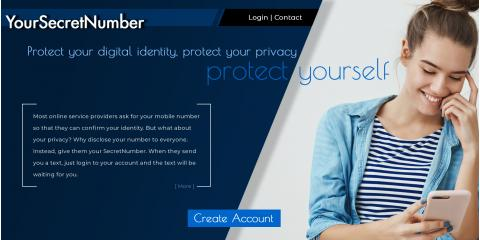 Hammer Fiber Optics Holdings Corp Enhances Privacy with YourSecretNumber, Piscataway, New Jersey