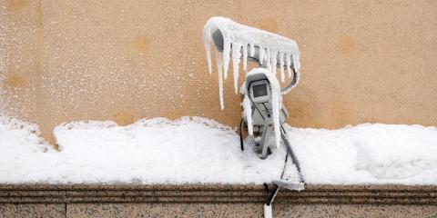 5 Winter Security Camera Maintenance Tips, Tacoma, Washington