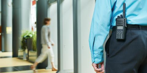 3 Commercial Security Tips From a Professional Security Service, Moraine, Ohio