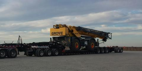 Select Transport Relocates Heavy Equipment Locally & Nationwide, Valley Park, Missouri