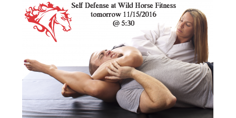 NEW SELF-DEFENSE CLASS TOMORROW YOU WON'T WANT TO MISS, Ballwin, Missouri