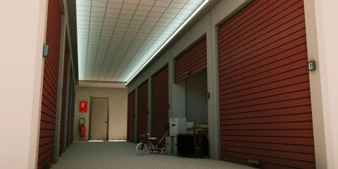 3 Types of Units Available at Holly Hill Self Storage, Lee, Virginia