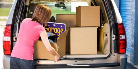 3 Surprising Benefits of Using a Self-Storage Unit, Elyria, Ohio