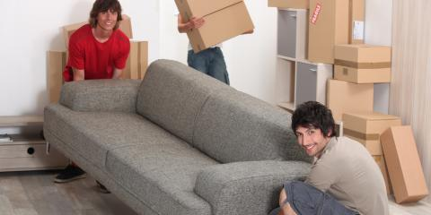 How to Keep Your Furniture Safe With Long Term Self-Storage, Gales Ferry, Connecticut