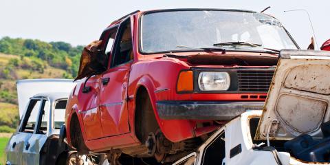 3 Factors That Influence the Value of a Junk Car, Andover, Minnesota