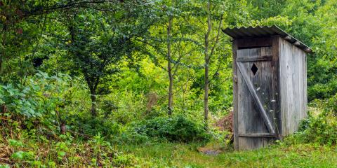 The History of the Outhouse , Robertsdale, Alabama