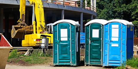 3 Portable Toilet Etiquette Tips, Robertsdale, Alabama