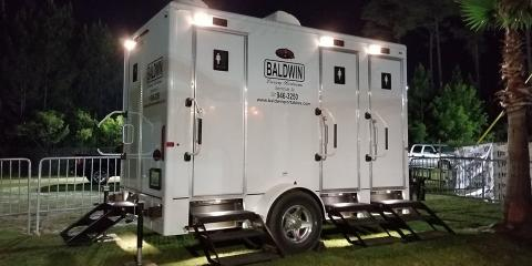 Why You Should Rent Restroom Trailers for Your Event, Robertsdale, Alabama