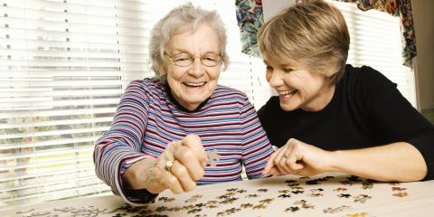3 Memory-Boosting Activities for Seniors, Powell, Ohio