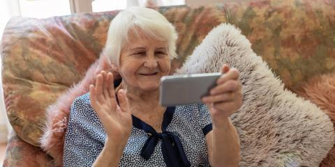 3 Ways to Stay in Touch With Elderly Loved Ones During COVID-19, Whitefish, Montana