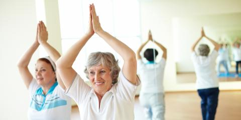 3 Great Exercises for Seniors, Bonduel, Wisconsin