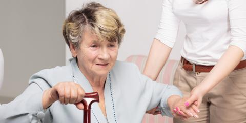 What to Do If a Senior Falls, Toms River, New Jersey