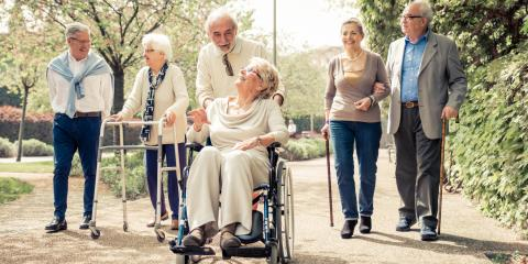 Should You Use a Cane, Walker, or Wheelchair?, West Plains, Missouri