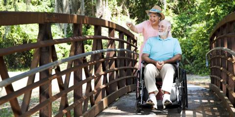 3 Fun Activities for Seniors in Wheelchairs, Crossville, Tennessee