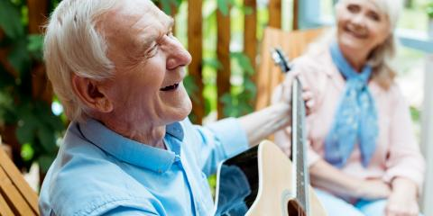 3 Ways Playing an Instrument Can Help You Later in Life, Covington, Kentucky