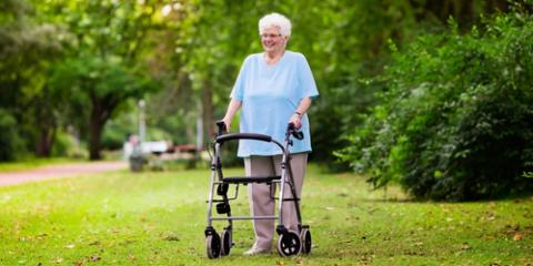 5 Outdoor Senior Care Tips for Those With Mobility Limitations, Atmore, Alabama