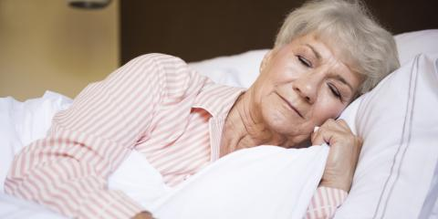 How Are Seniors' Sleep Needs Different?, Northwest Travis, Texas