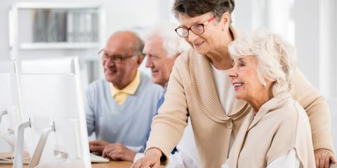 3 Benefits of Social Media for Seniors, Toms River, New Jersey