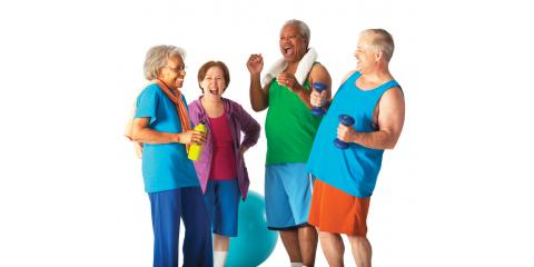Break a Sweat: The Importance of Staying Active as You Grow Older, North Bethesda, Maryland