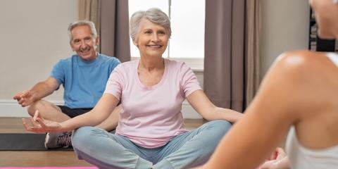 Top 4 Benefits of Doing Yoga In Your 60s & 70s, Atlanta, Georgia