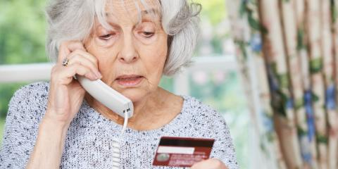 3 Tips to Protect Seniors From Fraud, Frankfort, Ohio