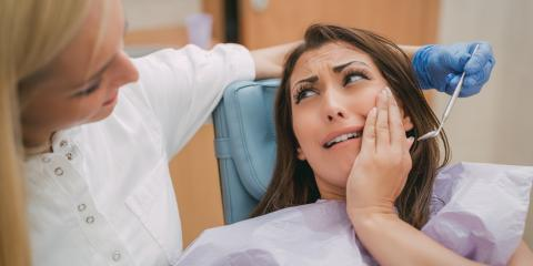 An Oahu Family Dentist Explains Sensitive Teeth Causes & Solutions, Ewa, Hawaii